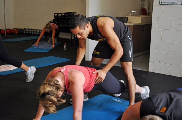 Brad McDonald Personal Training