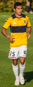 Brad McDonald Central Coast Mariners